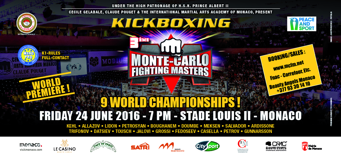 montecarlo fighting masters en