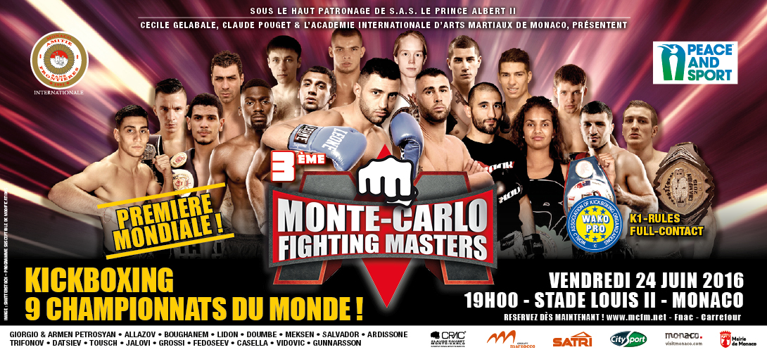 montecarlo fighting masters en