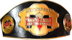 Ceinture Monte Carlo Fighting Masters