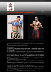 Infos du Fight12012016