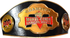 Ceinture Monte Carlo Fighting Trophy
